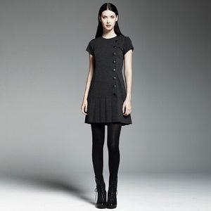 Catherine Malandrino for design nation black dress
